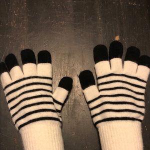 GAP gloves and fingerless gloves OS